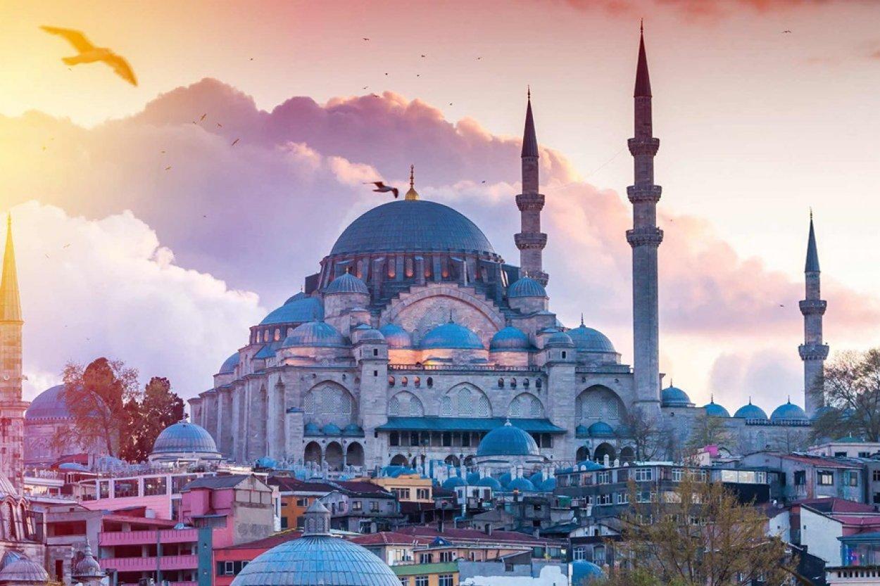 Туры Турцию из Алматы